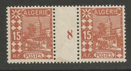 Algérie 077 1926 N°39 Millésime - Ungebraucht