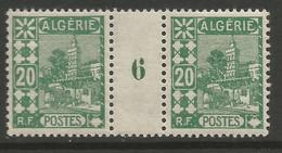 Algérie 078 1926 N°40 Millésime - Ungebraucht