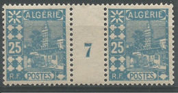 Algérie 079 1926 N°42 Millésime - Ungebraucht