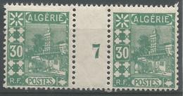 Algérie 080 1926 N°43 Millésime - Ungebraucht