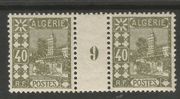 Algérie 081 1926 N°45 Millésime - Ungebraucht