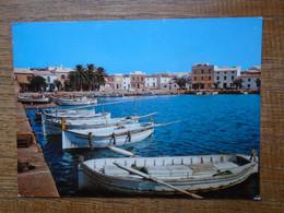 Espagne , Menorca , Puerto Fornells - Menorca