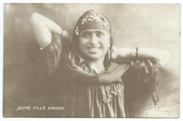 CPA ALGERIE / JEUNE FILLE ARABE / NEUVE - Women