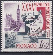 Monaco  TUC 1966 YT 689 Neuf - Nuevos