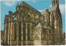Dordrecht: CITROËN 2CV, FIAT 1100R - Grote- Of O.L.Vrouwe Kerk- (Holland) - Turismo