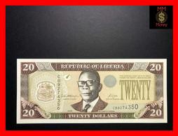 LIBERIA 20 $  2006   P. 28   UNC - Liberia