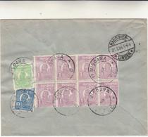 Timisoara, Romania To Hannover Germania, Cover Racc. 1928 - Briefe U. Dokumente