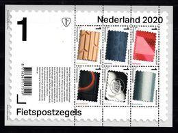 Nederland 2020 Nvph Nr ?, Mi Nr ??, Fietspostzegels, Op De Postzegel Een Onderdeel Van De Fiets, Bike - Nuevos