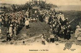 Douarnenez * La Fête Dieu * Fête Religieuse Défilé * Cerémonie - Douarnenez