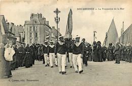 Douarnenez * La Procession De La Mer * Fête Religieuse Défilé * Cerémonie * Marin - Douarnenez