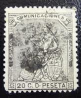 &SVE 132& ESPAÑA, SPAIN. EDIFIL 134, MICHEL 128, YVERT 133  USED. - Usados