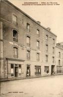 Douarnenez * Devanture Hôtel De L'europe * Chambres Et Terrases Vue Sur La Mer - Douarnenez