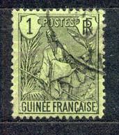 Afrique Occidentale Francaise Guinee - Französisch Guinea 1904 - Michel Nr. 18 O - Non Classés
