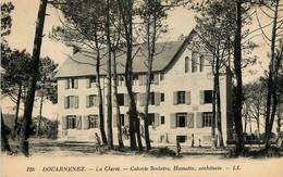 Douarnenez * La Clarté * Colonie Scolaire , HAMELIN Architecte - Douarnenez