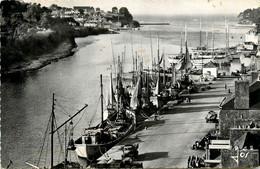 Douarnenez * Port Rhu * Estuaire De Pouldavid * Port De Commerce * Bateau Pêche - Douarnenez