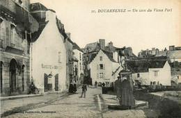 Douarnenez * Un Coin Du Vieux Port * Buvette Du Bon Coin * Rue - Douarnenez