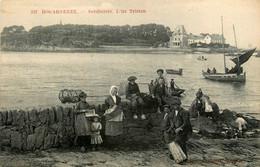 Douarnenez * Les Sardiniers * Ile Tristan * Type Personnage Pêcheurs - Douarnenez