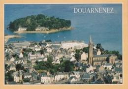 29 DOUARNENEZ Le Centre-ville Et L'Ile Tristan - Douarnenez