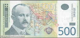 TWN - SERBIA 51a - 500 Dinara 2007 Prefix AC UNC - Serbia