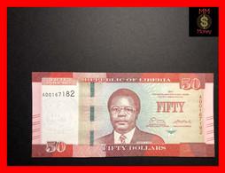LIBERIA  50 $  2017  P. 34   UNC - Liberia