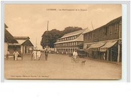 CAYENNE Les Etablissements De La Douane - Cayenne