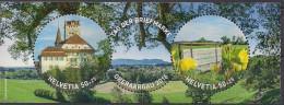 2016 Schweiz Mi.  Bl 63**MNH   Tag Der Briefmarke - Oberaargau. - Ungebraucht