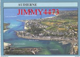 CPM - AUDIERNE 29 Finistère - Gwaien - Vue Générale Aérienne - N° 9. 1054 - Edit. D'Art JOS , Le Doaré - Audierne