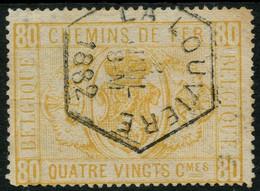 TR5 Gestempeld LA LOUVIERE 1892 - Used