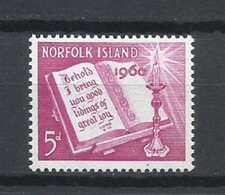 Norfolk Nº 49 Nuevo - Isola Norfolk