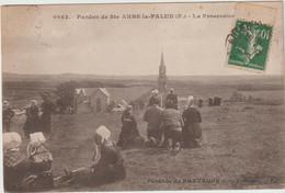 Plonévez-Porzay (29 - Finistère)  Ste Anne La Palud - La Procession - Plonévez-Porzay
