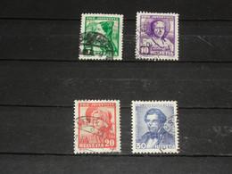 SERIE 287-290  PRO JUV. 1935 GEBRUIKT - Used Stamps