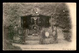 GUERRE DE 1870 - PERONNE (SOMME) - TOMBE DU MARIN DELPASSE - Peronne