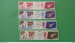 FRANCE GRANDE SERIE COLONIALE - 1966 Lancement 1e Satellite Française à Hammaguir