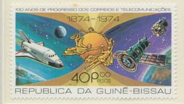 GUINEA-BISSAU 1977, Apollo-Sojuz + U.P.U., Very Fine U/M Set - Guinea-Bissau