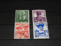 SERIE 359-362  PRO JUV. 1939 GEBRUIKT - Used Stamps