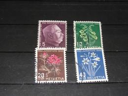 SERIE 514-517  PRO JUV. 1948 GEBRUIKT - Used Stamps