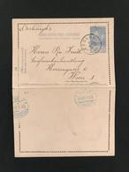 Postkaart EECLOO 8 AVR 08 - Postales [1909-34]