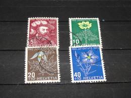 SERIE 541-544  PRO JUV. 1949 GEBRUIKT - Used Stamps