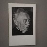 Bidprentje EH Priester Lauwerys Jozef ° Olen 1896 Overl Turnhout 1962 Deken Hoogstraten - Todesanzeige