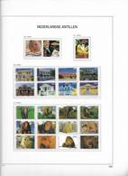 2004 MNH Nederlandse Antillen, Year Collection, Postfris - Niederländische Antillen, Curaçao, Aruba