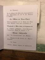 Chevalier De L'ordre De La Milice De J.Christ - Religion & Esotérisme