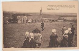Plonévez-Porzay (29 - Finistère)  Ste Anne La Palud -  Grand Pardon - Prière à La Vénérée Ste Anne - Plonévez-Porzay