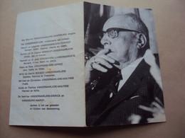Doodsprentje / Bidprentje   Maurits  VANDERMARLIERE   Helkijn ° 1892 - † 1978 Kortrijk - Religion & Esotérisme