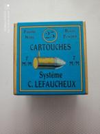D2 - 7mm à Broches  Poudre Noire - D2 - Decorative Weapons