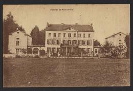 CHATEAU DE BAILLONVILLE * KASTEEL * 1931 * DESAIX  * EDIT J MARCHAL * 2 SCANS - Somme-Leuze
