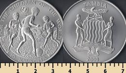 Zambia 10 Kwacha 2000 - Zambia