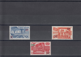TR331/33 ** (MNH) - OBP € 115 - 1952-....
