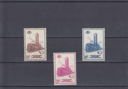 TR355/57 ** (MNH) - OBP € 66 - 1952-....