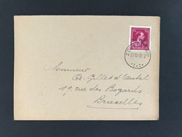 Briefomslag 1f50 ZOUTLEEUW - 1946 -10%