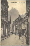 Cp OBERSTEIN - Rue Principale N° 1917 - Idar Oberstein